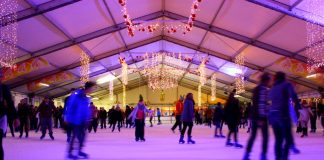 pistas de patinação em Dublin