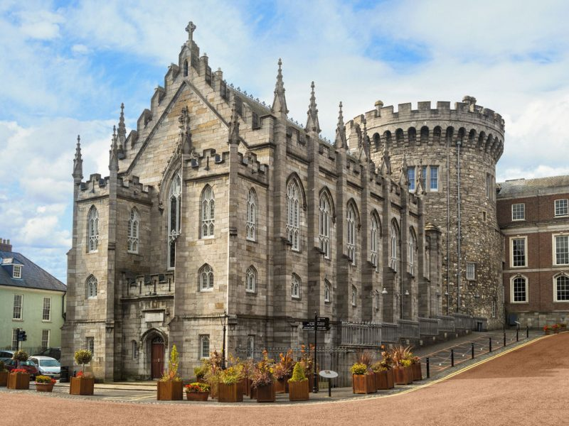 Image result for dublin castle pictures