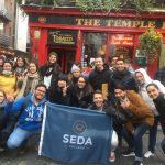 Walking tour with SEDA
