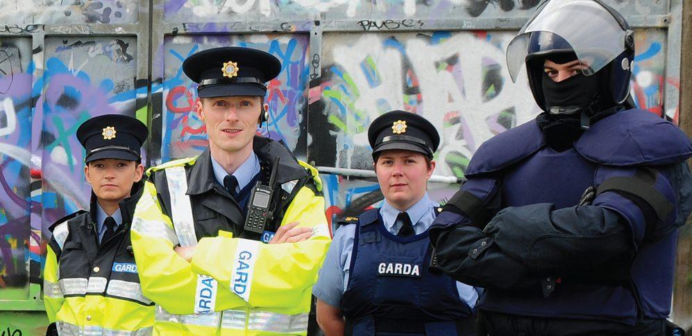 GARDA SÍOCHÁNA  GET TO KNOW THE STORY OF THE POLICE SERVICE OF IRELAND 5e257cfbda