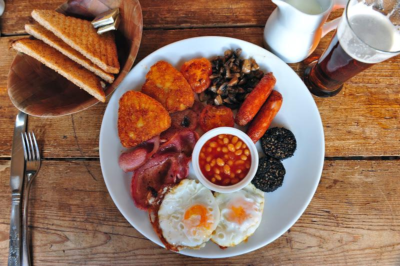 Irish Breakfast Seda College